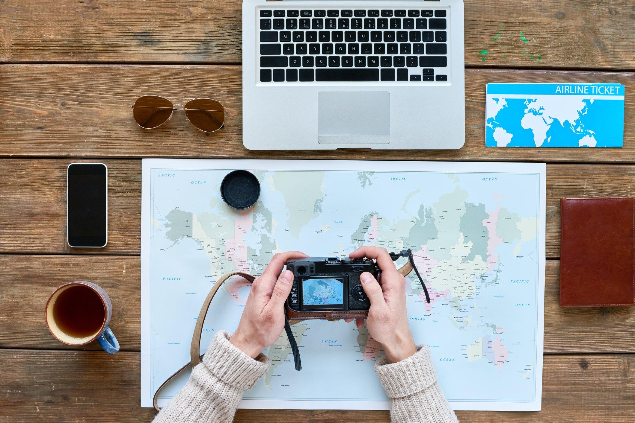 Handlungs- und Reiseempfehlungen von itravel