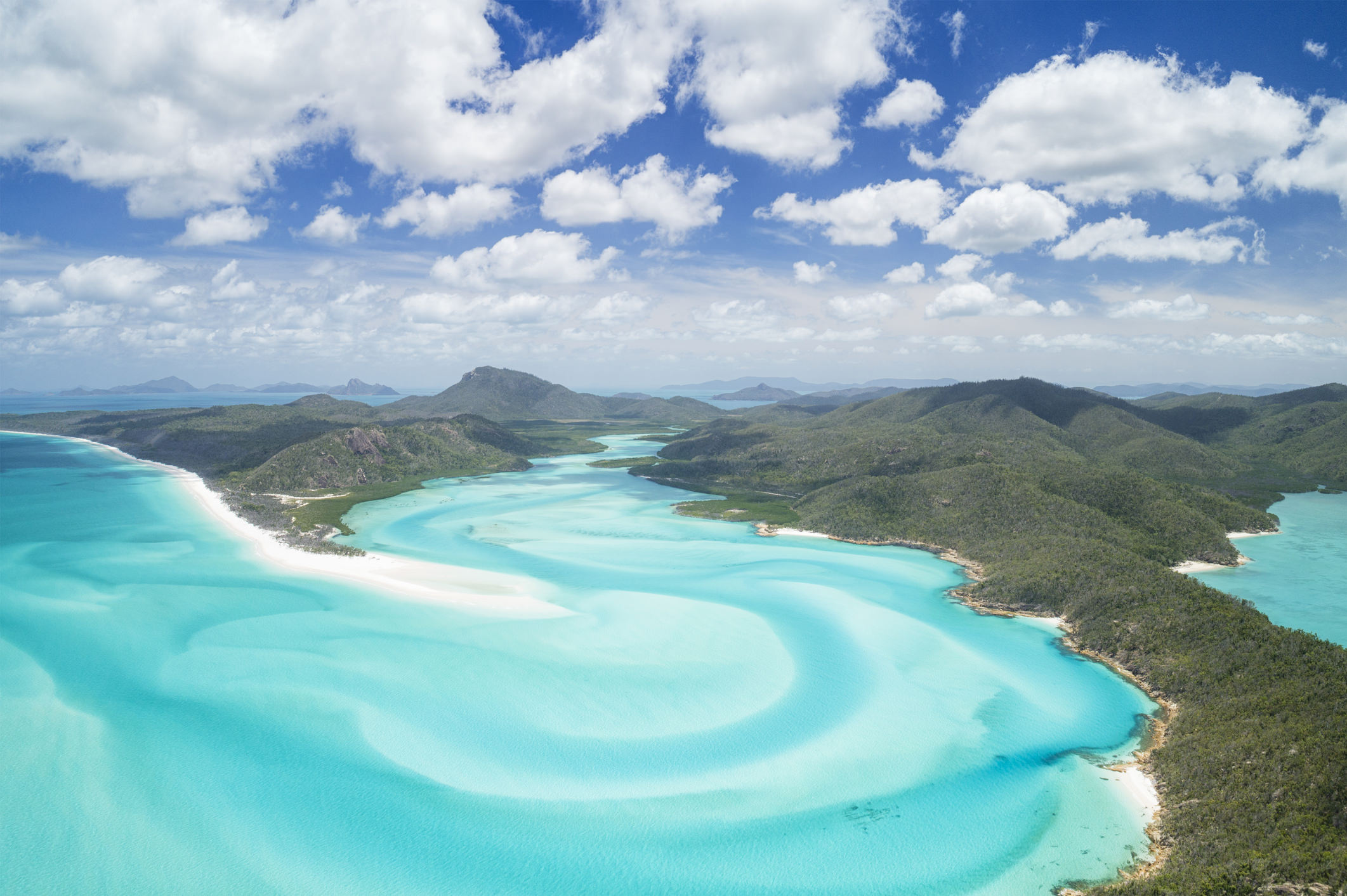 Whitsunday-Inseln-Great-Barrier-Reef